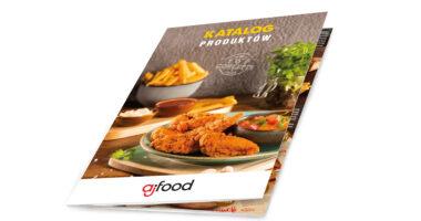 Nowy katalog produktów AJ Food